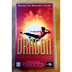 Dragon - Legenden Bruce Lee - VHS