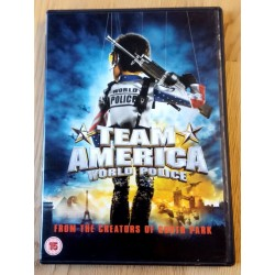 Team America: World Police - DVD