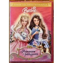 Barbie- Prinsessen og fattigjenta (DVD)