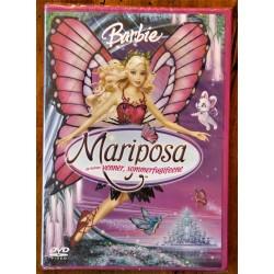 Barbie- Mariposa og hennes venner (DVD)