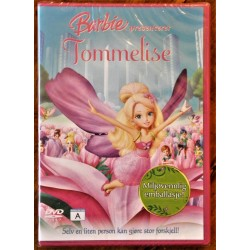 Barbie presenterer Tommelise (DVD)