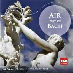 AIR- Best of Bach (CD)