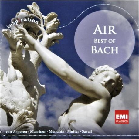 AIR- Best of Bach (CD)