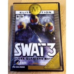SWAT 3 - Close Quarters Battle - Elite Edition (Sierra)