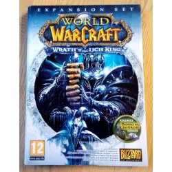 World of Warcraft: Wrath of the Lich King - Expansion Set (Blizzard) - PC