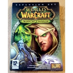 World of Warcraft: The Burning Crusade Expansion Set (Blizzard) - PC