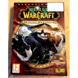World of Warcraft: Mists of Pandaria - Expansion Set (Blizzard) - PC