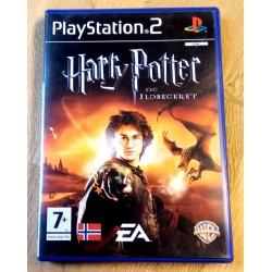 Harry Potter og Ildbegeret (EA Games) - Playstation 2