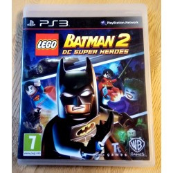 Playstation 3: LEGO Batman 2 - DC Super Heroes (WB Games)