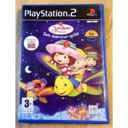 Jordbær-Matilde - Søte drømmer-spillet (The Game Factory) - Playstation 2