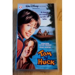 Tom and Huck - VHS