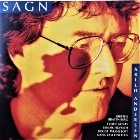 Arild Andersen- Sagn (CD)