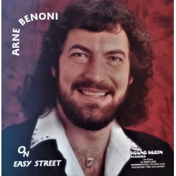Arne Benoni- On Easy Street (LP- Vinyl)