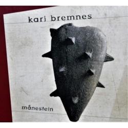 Kari Bremnes- Månestein (CD)