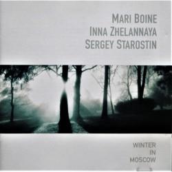 Mari Boine- Winter in Moscow (CD)