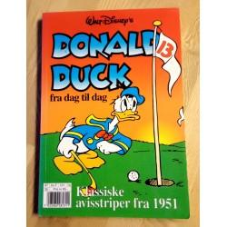 Donald Duck fra dag til dag - Klassiske avisstriper fra 1951