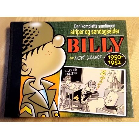 Billy - Nr. 1 - 1950-1952 - Den komplette samlingen striper og søndagssider