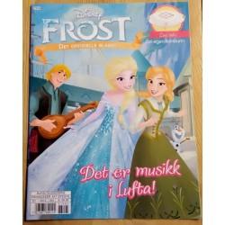 Frost - Det offisielle bladet - Det er musikk i lufta!