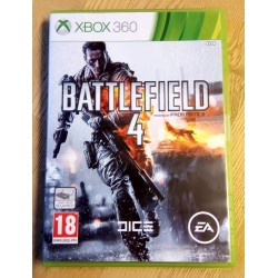 Xbox 360: Battlefield 4 (EA Games)