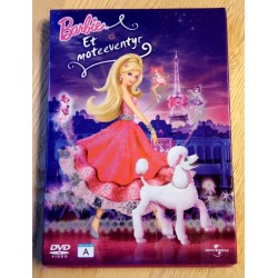 Barbie - Et moteeventyr - DVD