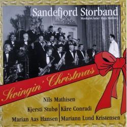 Sandefjord Storband- Swingin' Christmas (CD)