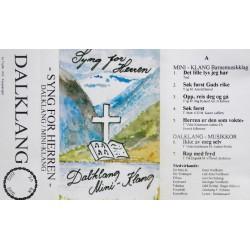 Dalklang- Syng for Herren