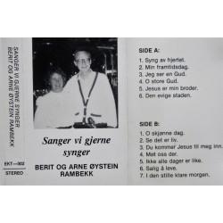 Berit og Arne Øystein- Sanger vi gjerne synger