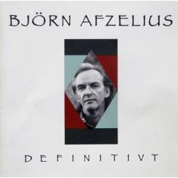 Bjørn Afzelius- Definitivt (CD)