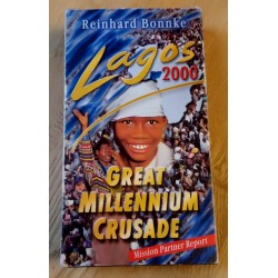Lagos 2000 - Great Millennium Crusade - Reinhard Bonnke - VHS