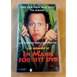 En mann for sitt dyr - VHS
