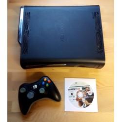 Xbox 360 med 120 GB HD - Komplett med Madden NFL 06