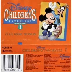 Disney- Childrens Favorites Volume 1