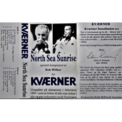 Kværner- North Sea Sunrise/ Bob Wilber