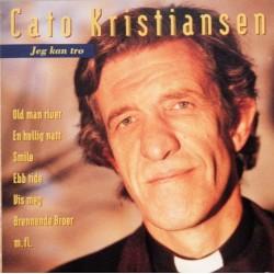 Cato Kristiansen- Jeg kan tro (CD)