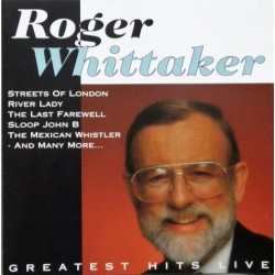 Roger Whittaker- Greatest Hits Live (2 X CD)