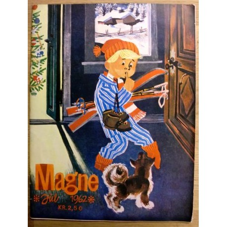 Magne: Nr. 12 - 1962 - Juleutgave