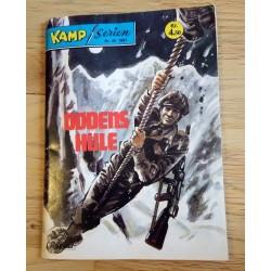 Kamp-Serien: 1981 - Nr. 25 - Dødens hule