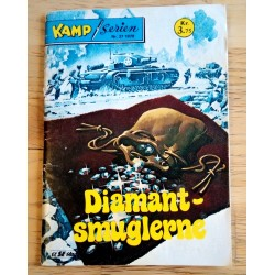 Kamp-Serien: 1979 - Nr. 37 - Diamantsmuglerne