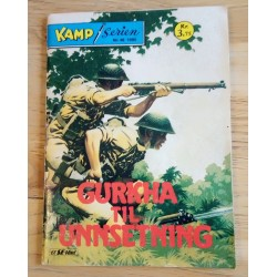 Kamp-Serien: 1980 - Nr. 48 - Gurkha til unnsetning