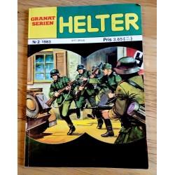 Granat-Serien: 1983 - Nr. 2 - Helter