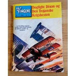 På Vingene: 1983 - Nr. 11 - Dogfight Dixon og Den Trojanske Krigshesten