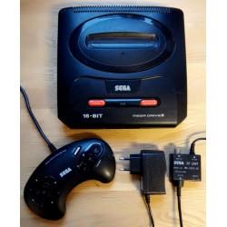 SEGA Mega Drive II - Komplett konsoll
