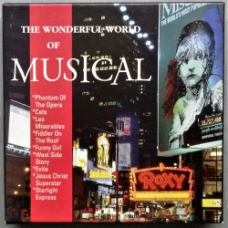 The Wondeful World of Musical- (5 X CD)