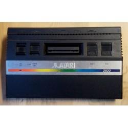 Atari 2600 - Konsoll