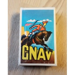Gnav nr. 86 - Kortspill - Gammelt - Damm