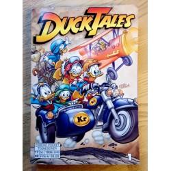 DuckTales: Nr. 1 - Skrues store skillingsjakt