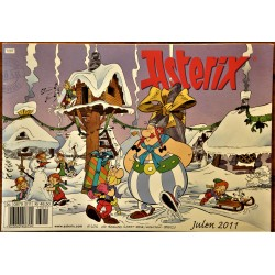 Asterix- Julen 2011- Julehefte