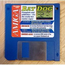 Amiga Computing Cover Disk: November 1993 - Bat Dog