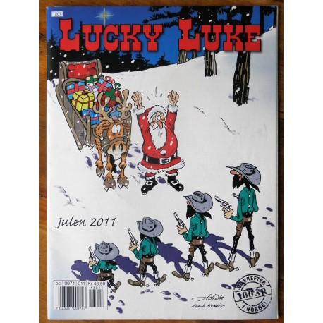 Lucky Luke- Julen 2011