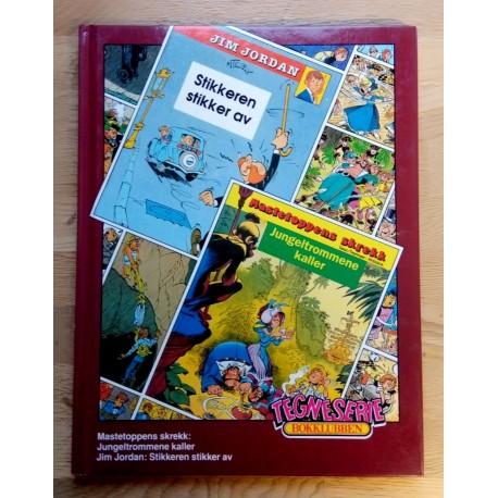Tegneseriebokklubben: Nr. 70 - Jim Jordan - Mastetoppens skrekk
